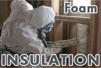 foam insulation in TX